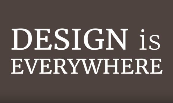 DesignIsEverywhere
