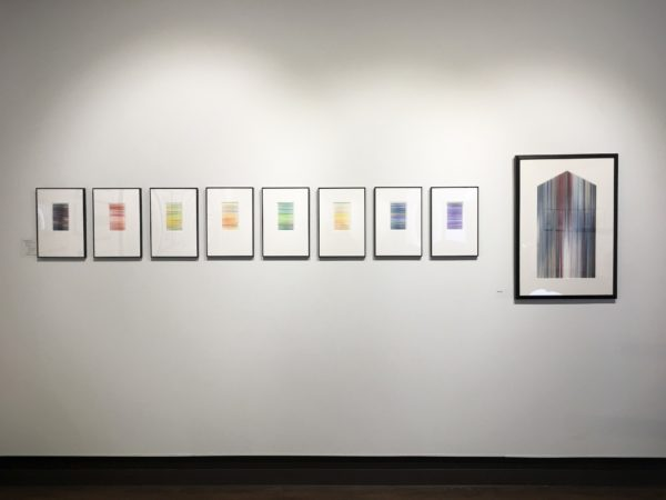Emotional Lines In Art : Yes i use a ruleu201d u2013 artist talk with diana cadwallader » jsu art blog