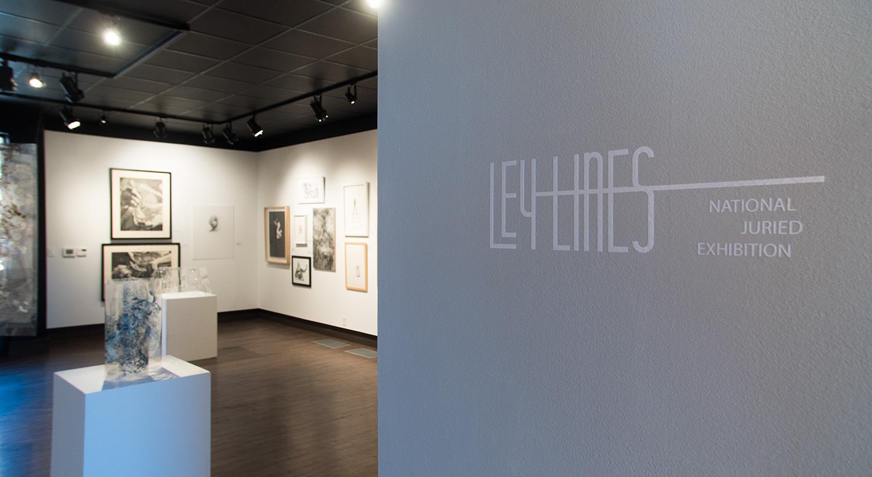 "Ley Lines"" Opens Thursday, October 1, 2015 » JSU Art Blog"